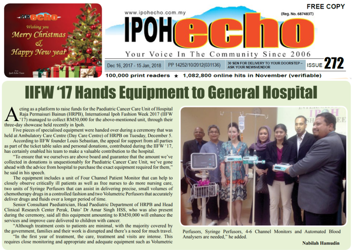 Ipoh Echo - Issue 272