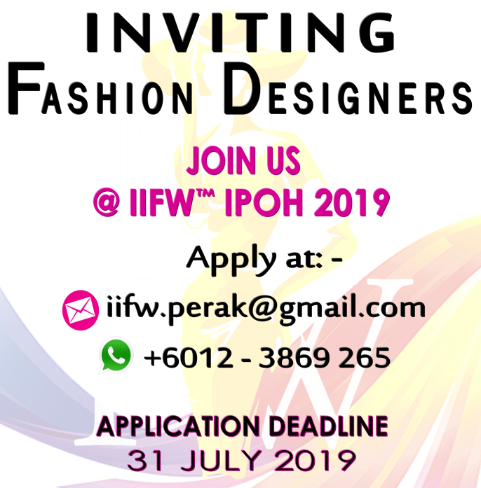 IIFW - INVITING FASHION DESIGNERS
